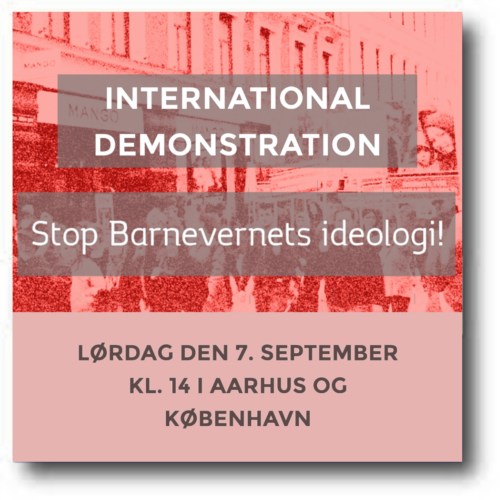International demonstration